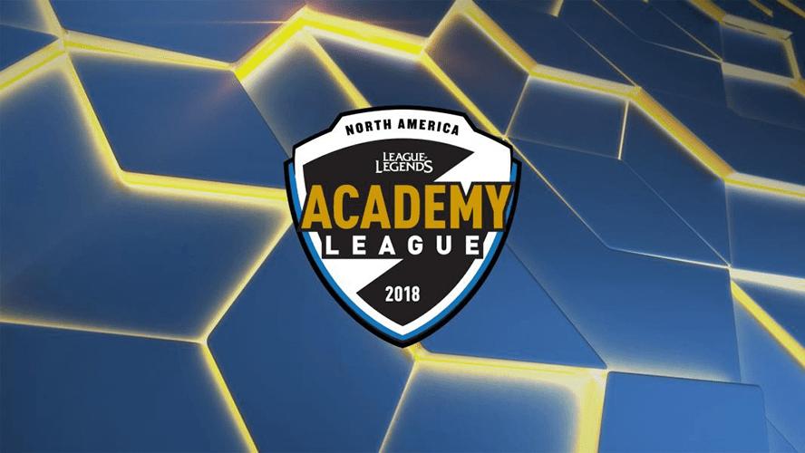 NA Academy League Mùa Xuân 2018