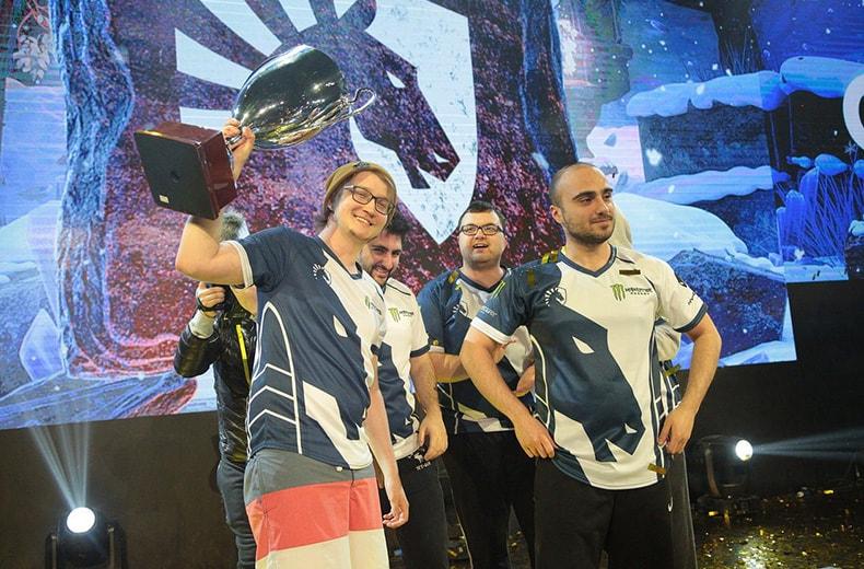 Team Liquid đăng quang vô địch StarLadder i-League Invitational lần thứ ba liên tiếp.