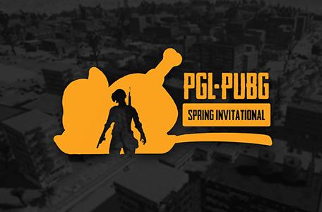 PGL công bố PUBG Spring Invitational 8