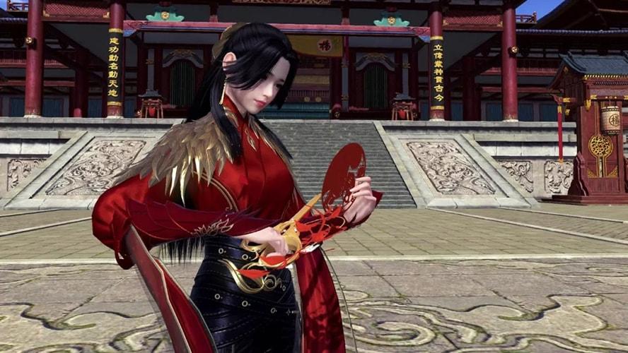Trang phục mới Đan Huy Ánh Hỉ game Thiên Nhai Minh Nguyệt Đao