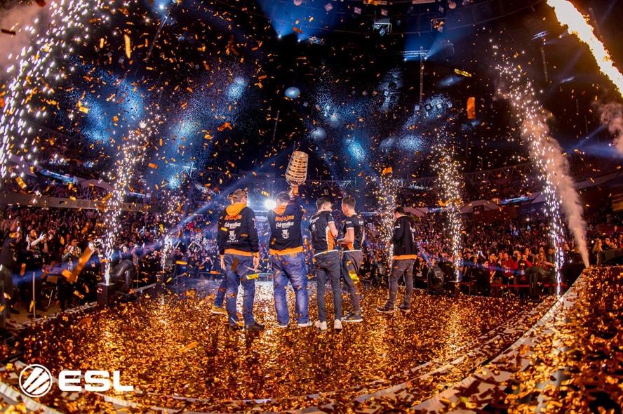 Vô địch ESL One Katowice 2018, VP nhận 9 tỉ đồng - Ảnh 1
