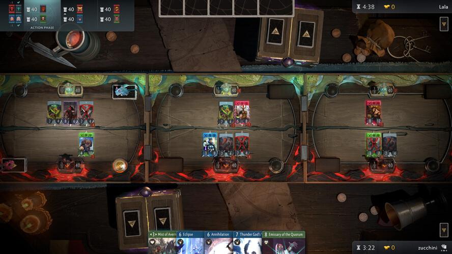 Valve công bố thông tin về Artifact - Hình ảnh 9