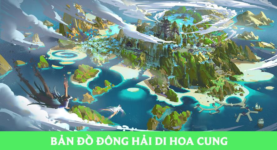 Di Hoa Cung - Thiên Nhai Minh Nguyệt Đao