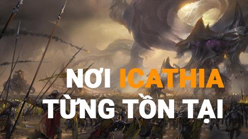 Truyện ngắn: Nơi Icathia từng tồn tại