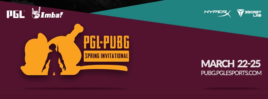 PGL PUBG Spring Invitational