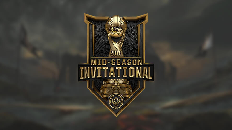 MSI 2018 - Mid-Season Invitational 2018