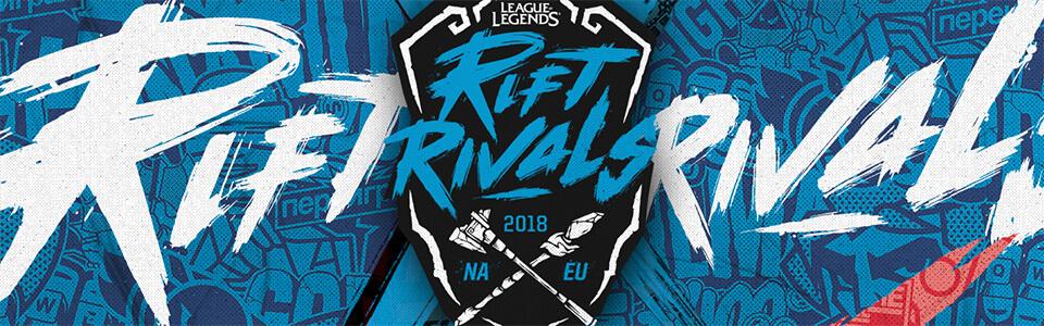 Rift Rivals 2018: NA LCS vs EU LCS