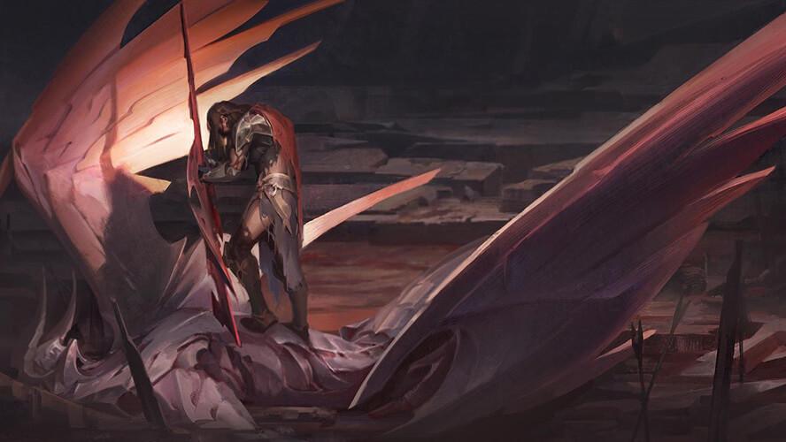 Truyền thuyết về Darkin Liên Minh Huyền Thoại