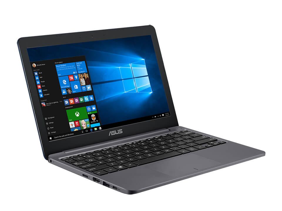 ASUS VivoBook E12 - Mặt trước
