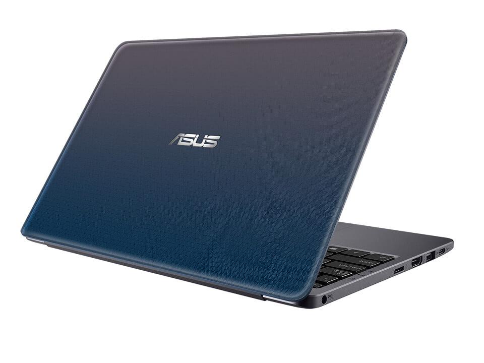 ASUS VivoBook E12 - Mặt sau