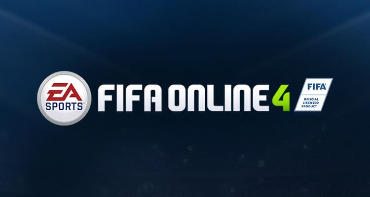FIFA Online 4 Logo