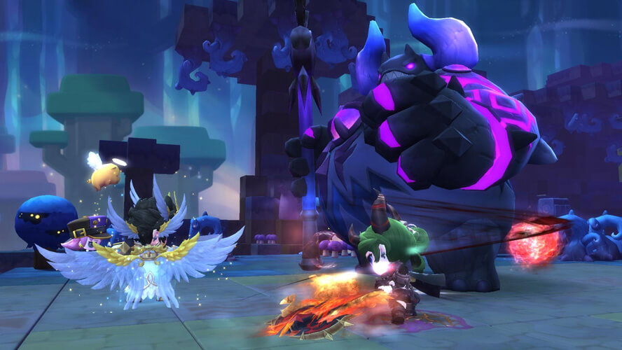 MapleStory 2 Closed Beta 2 - Screenshot 1