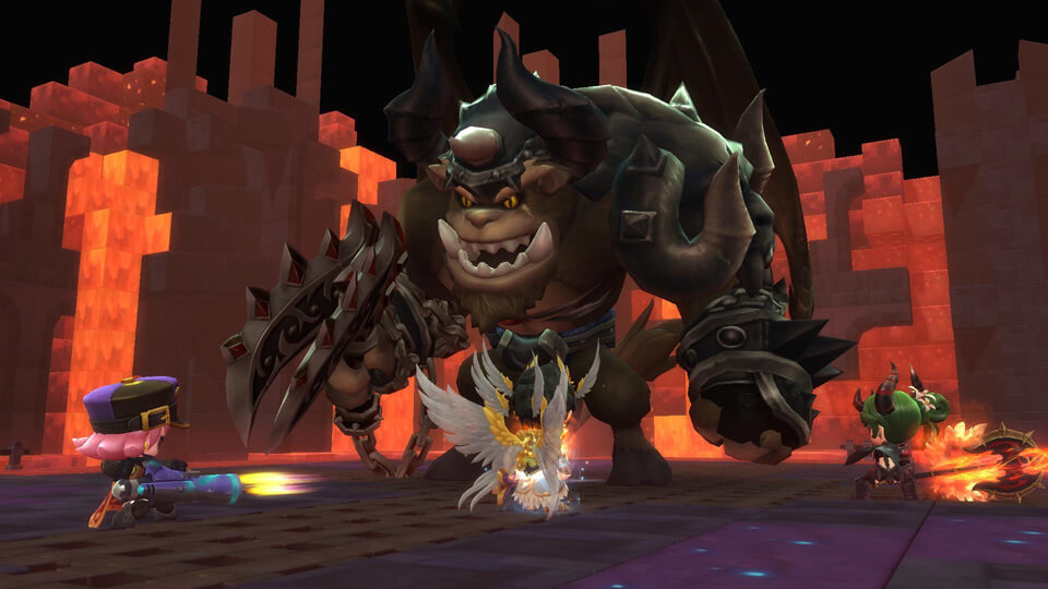 MapleStory 2 Closed Beta 2 - Screenshot 2