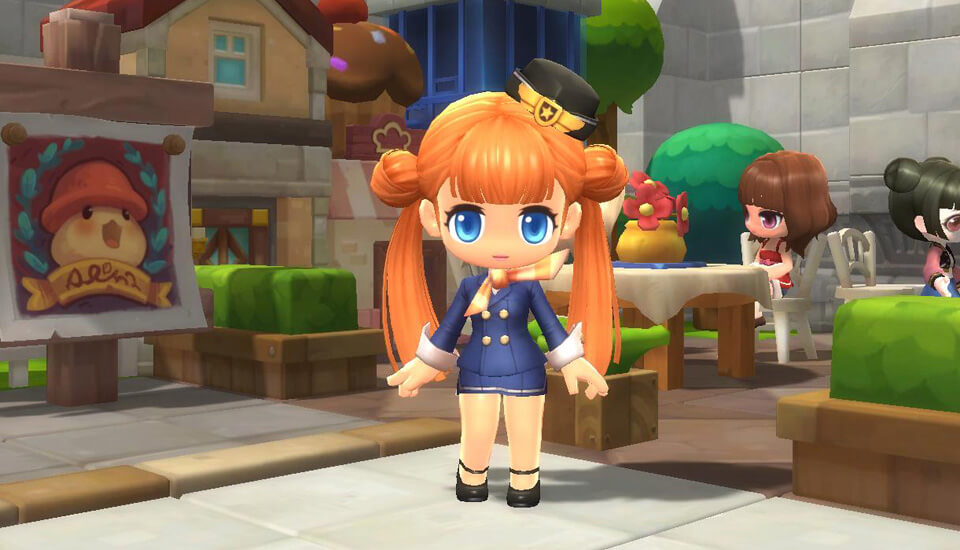 MapleStory 2 Closed Beta 2 - Screenshot 7