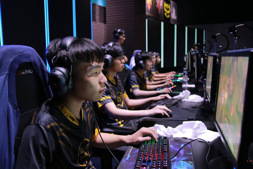 Matrix Esports Gaming