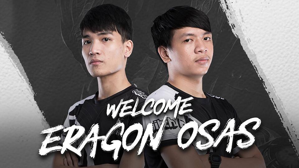 Vikings bổ sung hai thành viên mới Osas và Eragon