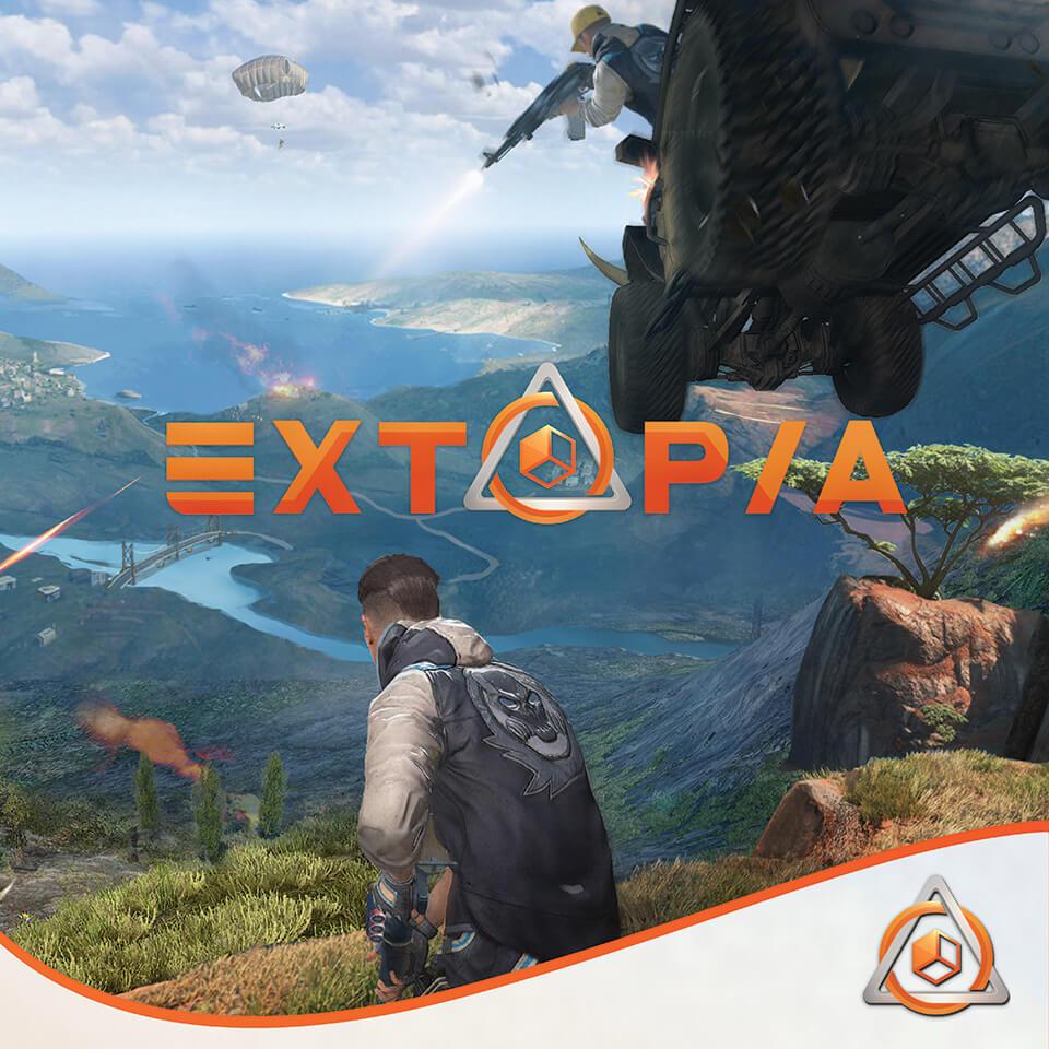 Extopia Alpha Test - Hình ảnh 1