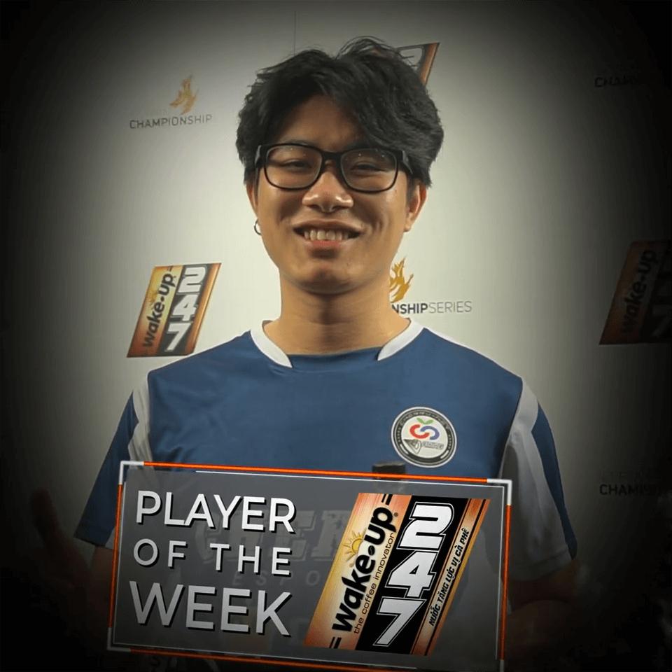VCS Mùa Hè 2018 Player of the week 5 CR Hari