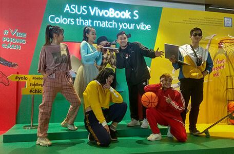 ASUS Việt Nam ra mắt laptop VivoBook S mới 5
