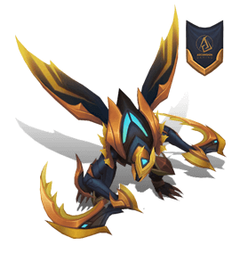 Kha'Zix Quán Quân - Ascension Gaming