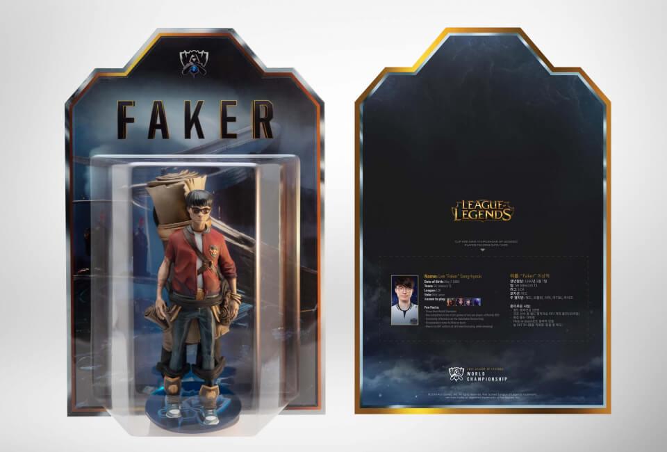 Tượng của Faker