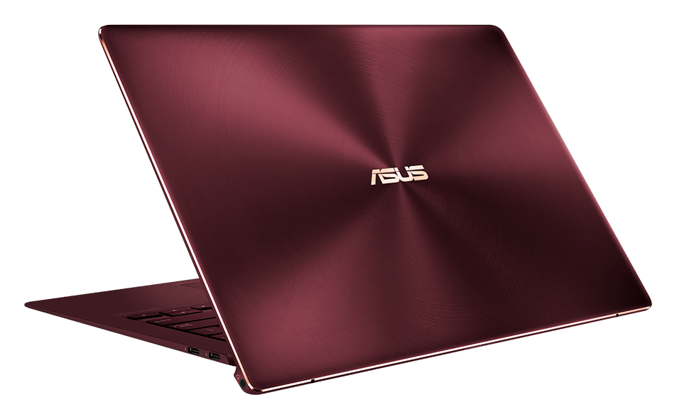 ASUS ZenBook S Burgendy Red - Hình ảnh 3