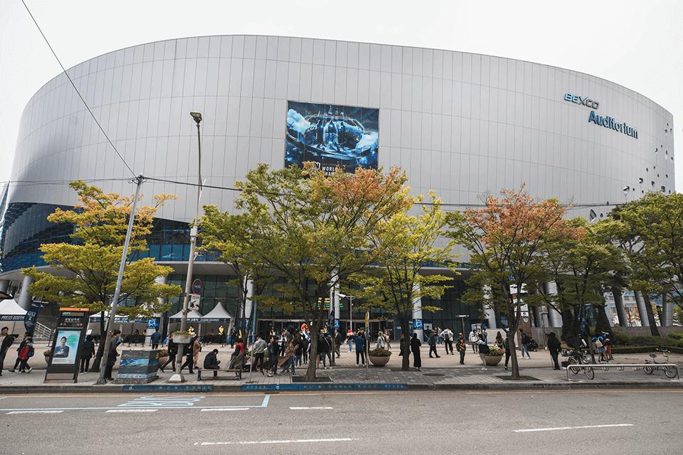 Trung tâm Triển lãm và Hội nghị Busan (BEXCO) - Hình ảnh 4