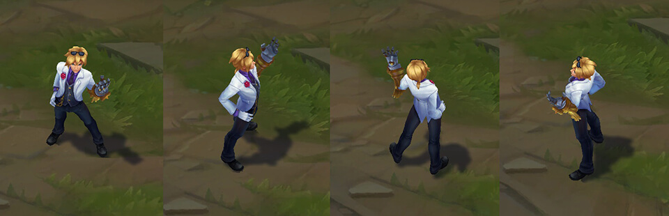 Ezreal Thanh Lịch 2