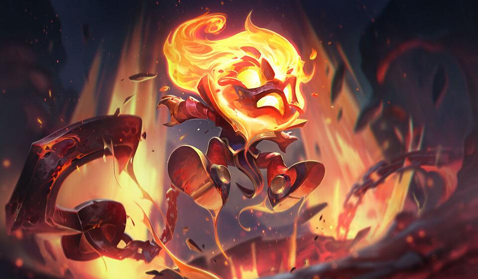 Amumu Hỏa Ngục 1
