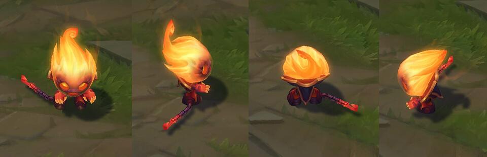 Amumu Hỏa Ngục 3