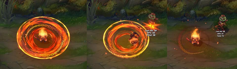 Amumu Hỏa Ngục 8