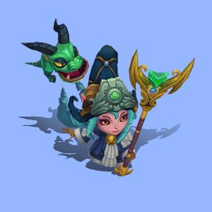 Lulu Luyện Rồng 1