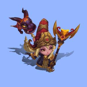 Lulu Luyện Rồng 3