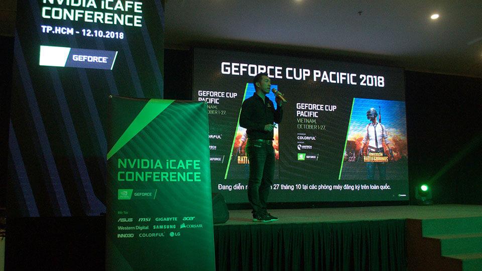 Nvidia iCafe 2018 - Hình ảnh 3