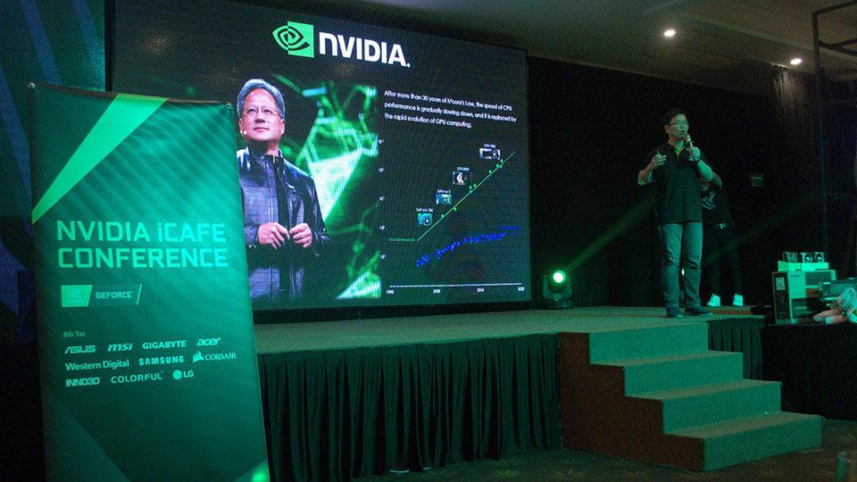 Đại diện Nvidia chia sẻ về những công nghệ mới và định hướng phát triển trong tương lai
