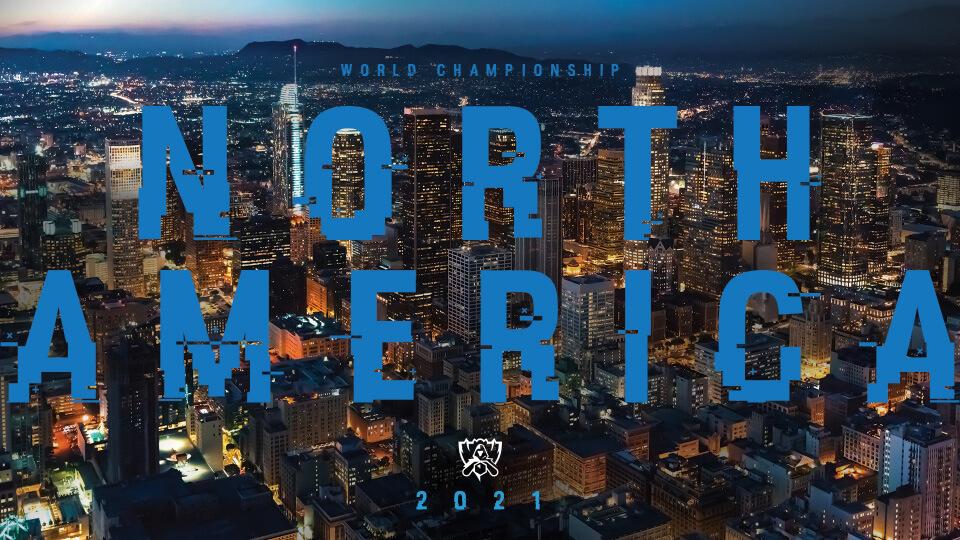 CKTG 2021 - Bắc Mỹ