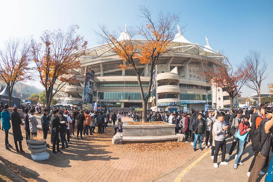 Sân vận động Munhak - Hình ảnh 1