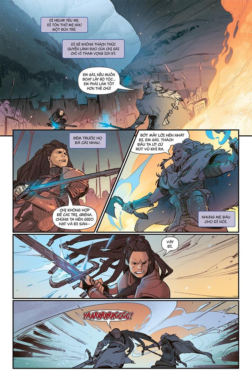 Ashe Chiến Mẫu Kỳ 1 - Trang 4