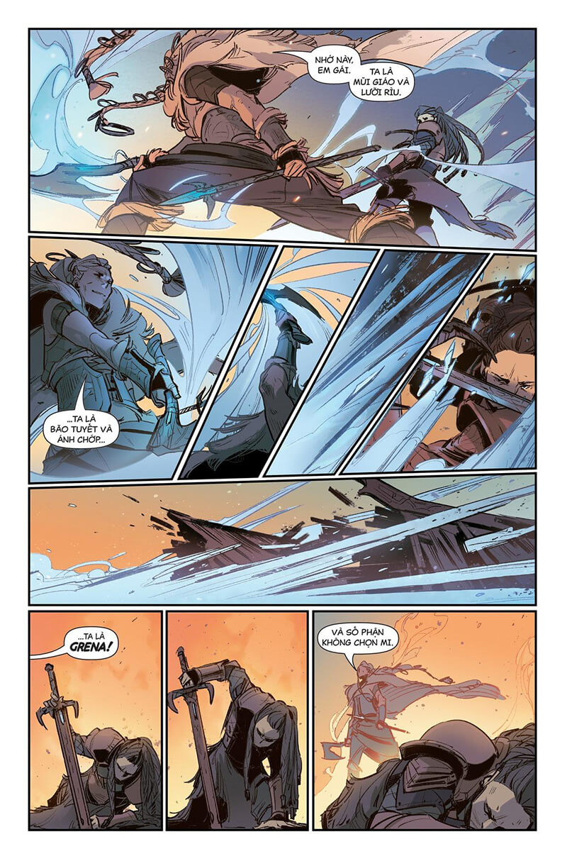 Ashe Chiến Mẫu Kỳ 1 - Trang 5