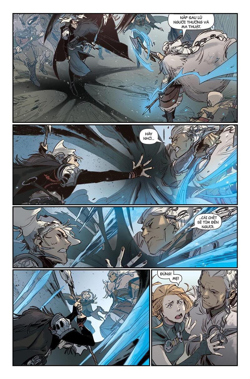 Ashe Chiến Mẫu Kỳ 1 - Trang 18