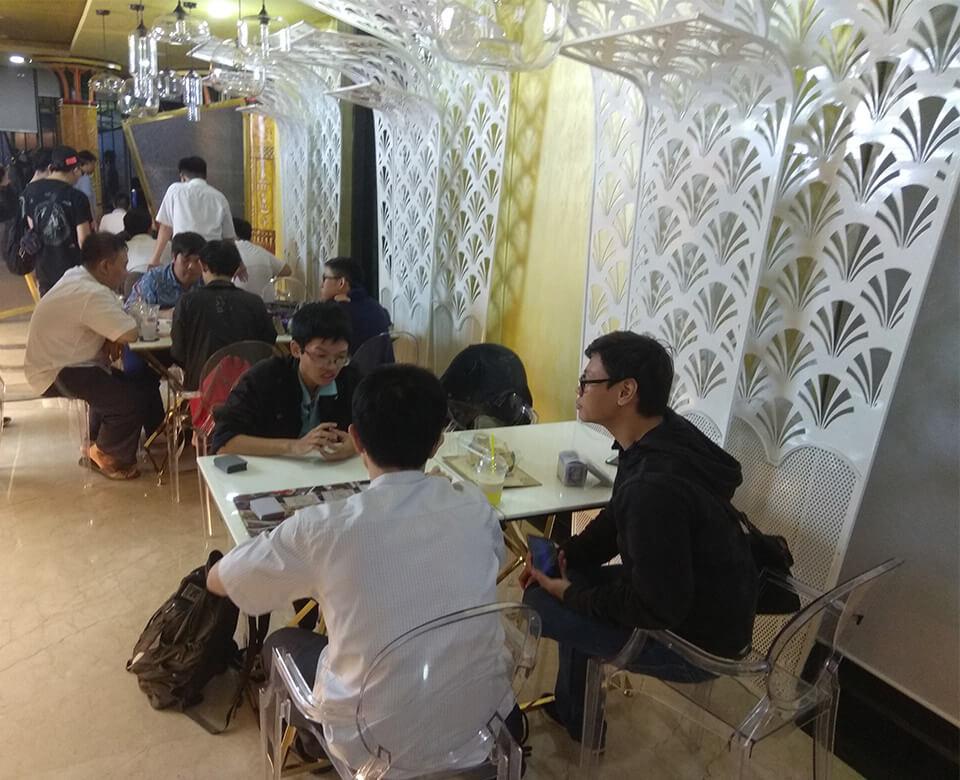 Thánh địa game bài Day Dreams mở cửa tại TP.HCM - Hình ảnh 1