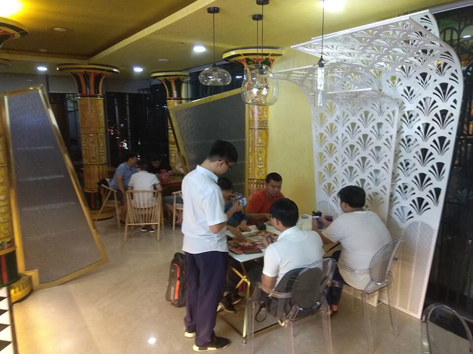 Thánh địa game bài Day Dreams mở cửa tại TP.HCM - Hình ảnh 3