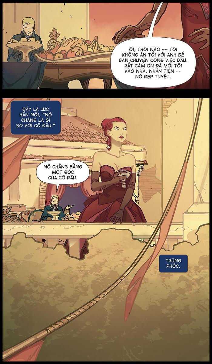 Miss Fortune: Vận may mỉm cười - Trang 21