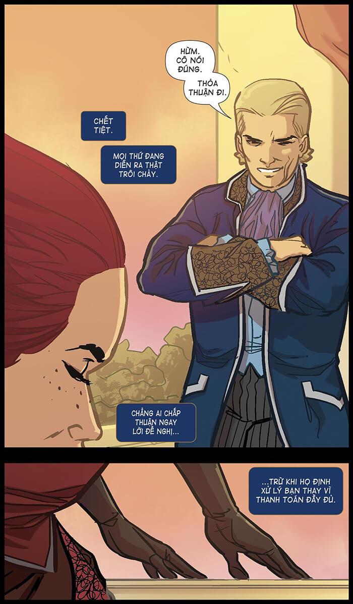 Miss Fortune: Vận may mỉm cười - Trang 29