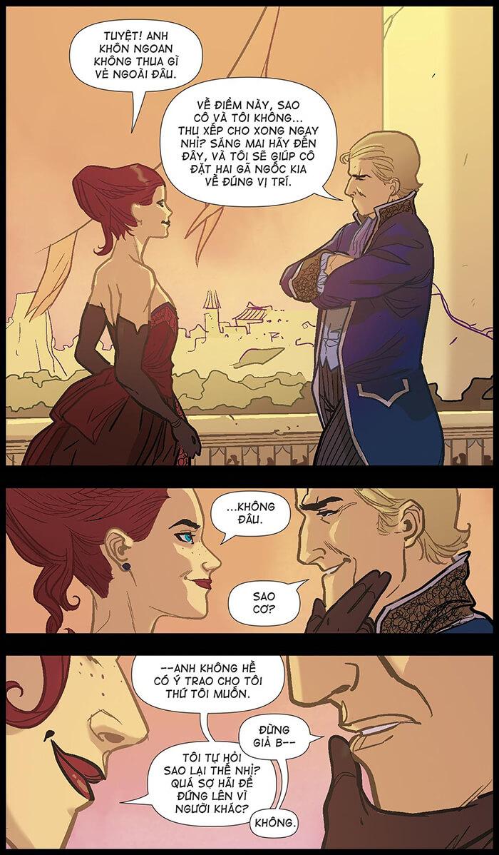Miss Fortune: Vận may mỉm cười - Trang 30