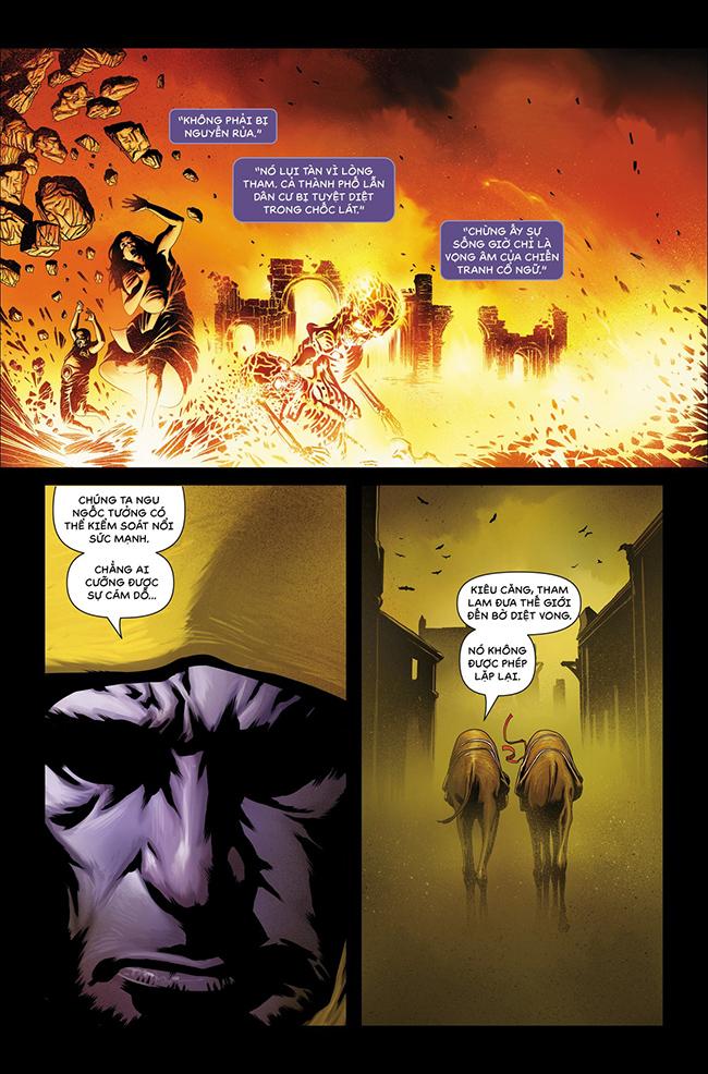 Ryze Vùng đất cháy - Trang 07