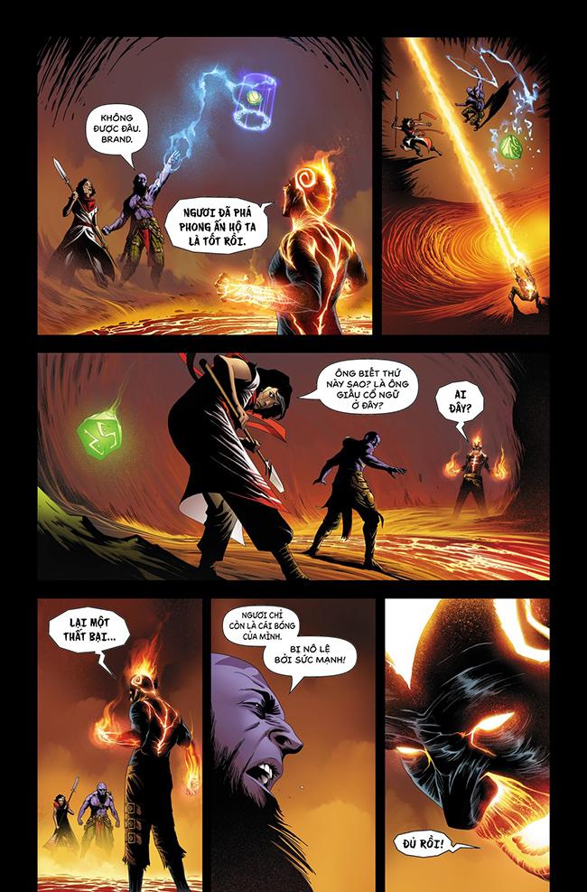 Ryze Vùng đất cháy - Trang 19