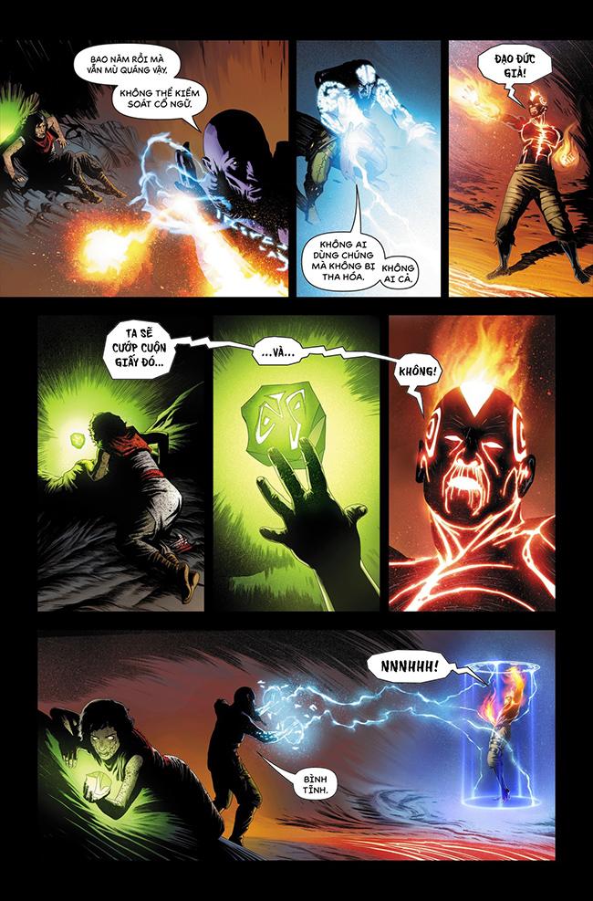 Ryze Vùng đất cháy - Trang 22