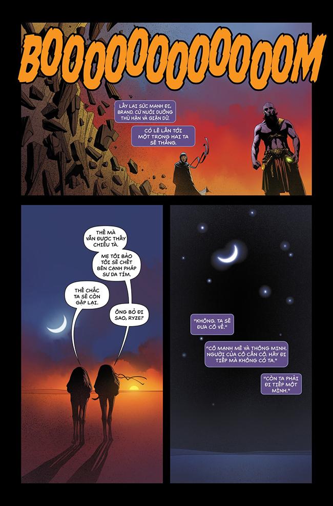 Ryze Vùng đất cháy - Trang 27