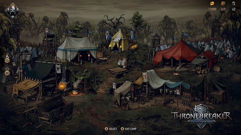 Đánh giá Thronebreaker: The Witcher Tales - Hình ảnh 1